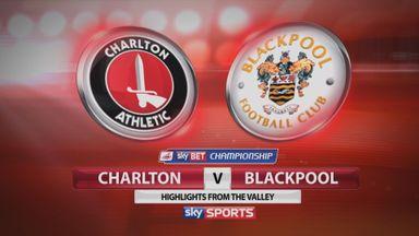 Charlton 2-2 Blackpool