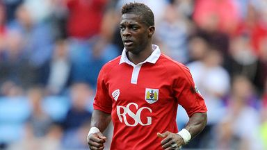 Kieran Agard: Not played since Boxing Day
