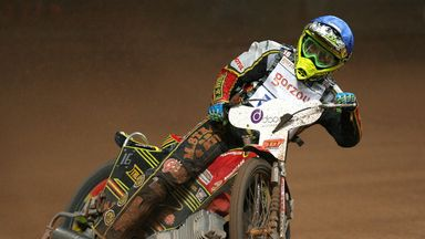 Scott Nicholls picked up vital points for Belle Vue