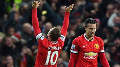 Wayne Rooney: Says Manchester United are eyeing the top of the Premier League table
