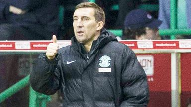 Alan Stubbs: Hibs boss upbeat on his attacking options