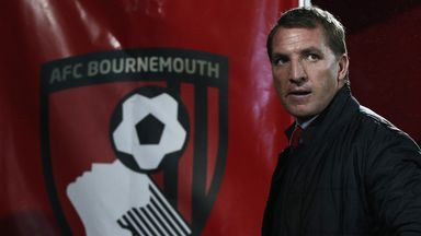 Brendan Rodgers: The Liverpool manager was very impressed with Eddie Howe's Bournemouth side.