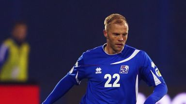 Eidur Gudjohnsen has joined Bolton Wanderers.