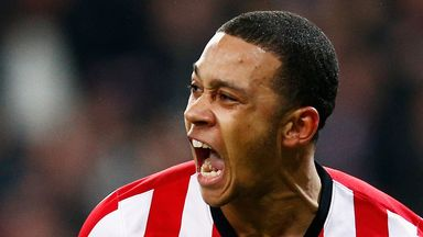 Memphis Depay: Attracting interest from the Premier League