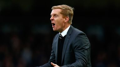 Garry Monk is Ed's manager of the month for August