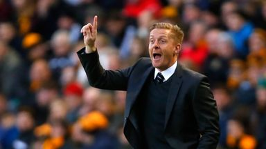 Garry Monk: Feels his Swansea side are improving all the time after Villa victory