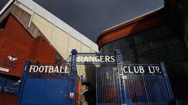 Ibrox: Home of Glasgow Rangers