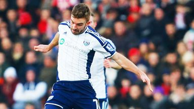 James Morrison: West Brom midfielder hopes to impress new boss quickly