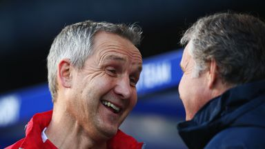 Keith Millen: Unsure over Palace vacancy