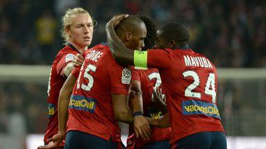 Celebrations for Lille