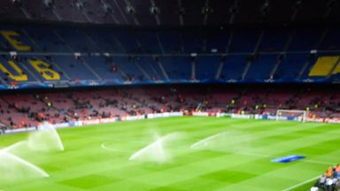 Nou Camp: Venue for the Copa del Rey final