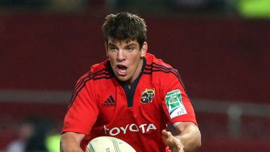 Donncha O'Callaghan has ended his 17-year stay at Munster