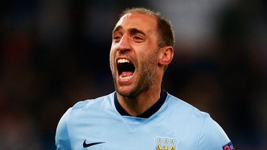Pablo Zabaleta: Criticism of Manuel Pellegrini is not justified