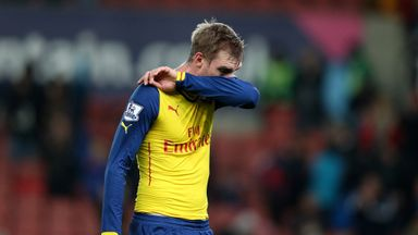 Per Mertesacker: Arsenal