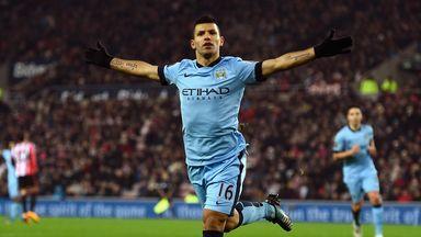 Sergio Aguero: Back in the City squad