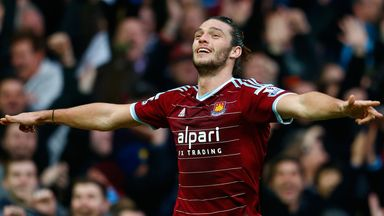 Andy Carroll: Big Sam has turned our fortunes around