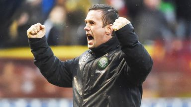 Ronny Deila insists Celtic will not be taking Thursday