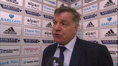Sam Allardyce: Contract not renewed by West Ham