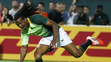 South Africa: matched their Dubai win with victory in Port Elizabeth