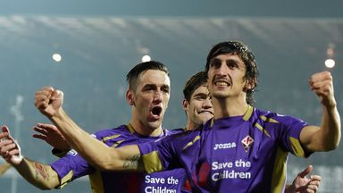 Stefan Savic: Sent off during match against Parma
