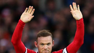 Rooney has scored more Premier League goals against Villa than he has versus any other opponent (12)