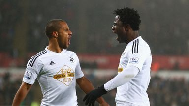Swansea are targeting back-to-back league wins for the first time since August