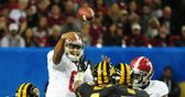 College Football: Alex Ferguson reports on Alabama's impressive win over Missouri