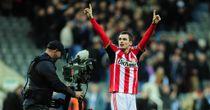 Adam Johnson: Scored winner for Sunderland in 90th minute