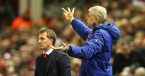 Arsene Wenger: Satisfied with draw against Rodgers' Liverpool