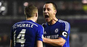 Redknapp previews Chelsea v West Ham
