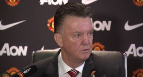 LVG wants side to dominate