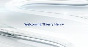 Welcome Thierry Henry