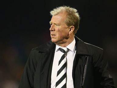 Steve McClaren: Has options in many positions