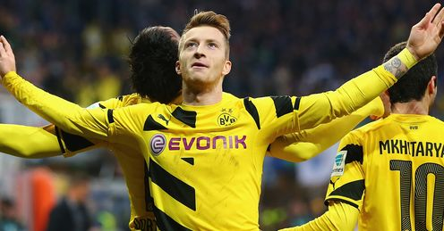 Marco Reus: Wants Arsenal move