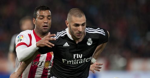 Karim Benzema: Linked with Liverpool move