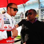 Anthony Hamilton reveals thinking behind Lewis's switch to Mercedes in 2012