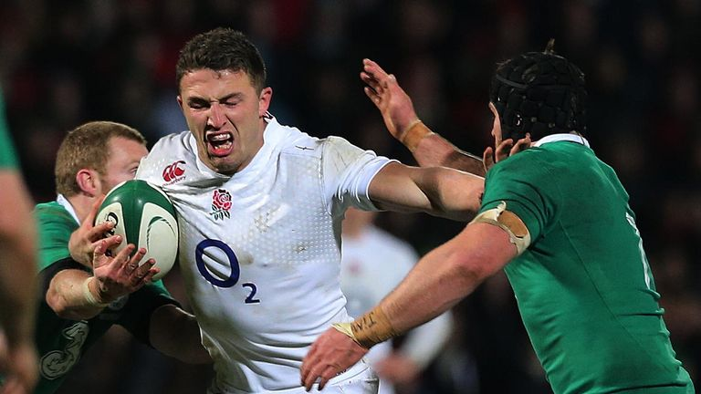 Sam burgess denies report he is switching back to rugby league rugby union news sky sports - English rugby union league tables ...