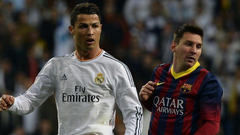 Messi and Ronaldo: On the same level, says Maradona