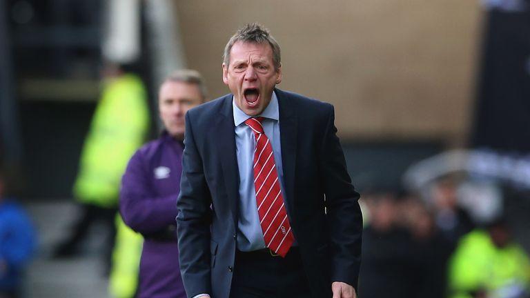 Stuart Pearce - dismissed by Nottingham Forest in February