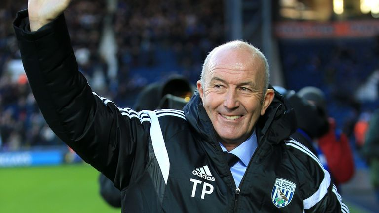 Image result for tony pulis west brom