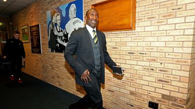 Jimmy Floyd Hasselbaink: Pleased with home win