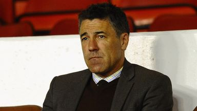 Dean Saunders: The players are nervous