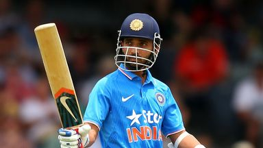 Ajinkya Rahane: Captaining India on tour of Zimbabwe