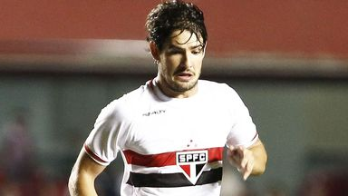Alexandre Pato: Currently playing for Sao Paulo in Brazil