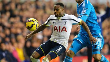 Danny Rose says Spurs responded well to defeat at Crystal Palace last weekend