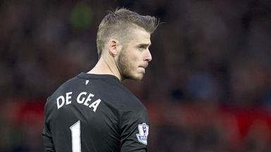 David de Gea's proposed transfer from Manchester United to Real Madrid failed to go through