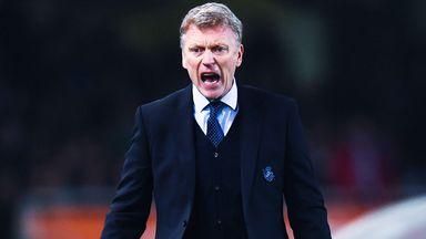 David Moyes took over at Real Sociedad in November