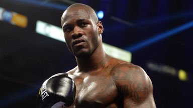 Deontay Wilder has been targeted by British heavyweight rivals in recent months