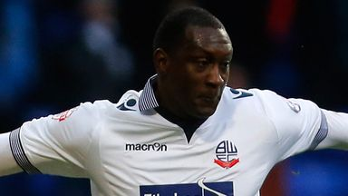 Emile Heskey: Wants to remain at Bolton next season
