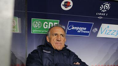 Bastia boss Ghislain Printan